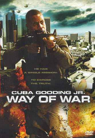 Way Of War DVD Movie