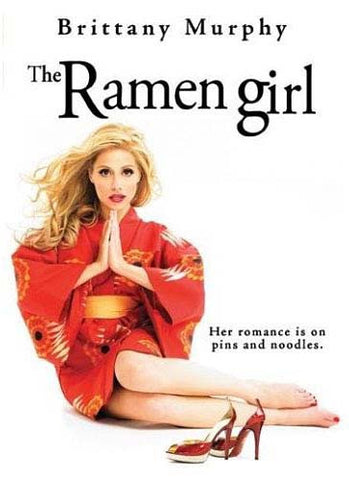 The Ramen Girl DVD Movie