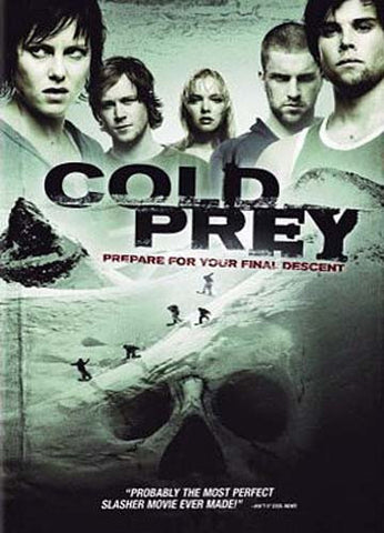Cold Prey DVD Movie