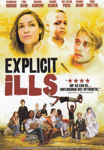 Explicit ills (Phase 4 Films) (CA Version) DVD Movie