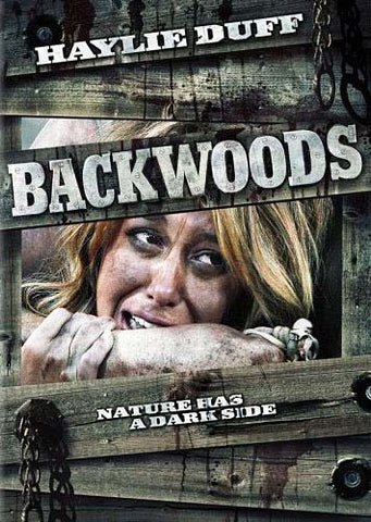 Backwoods (Alliance) DVD Movie
