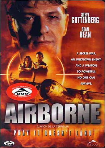 Airborne (Bilingual) DVD Movie