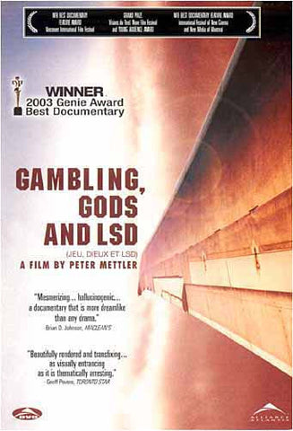 Gambling, Gods and LSD (Bilingual) DVD Movie