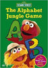 The Alphabet Jungle Game - (Sesame Street) DVD Movie