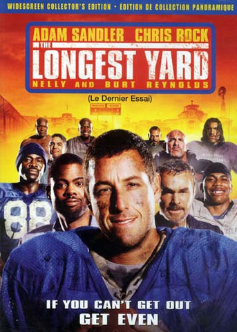 The Longest Yard (Widescreen Collector s Edition) (Bilingual) DVD Movie