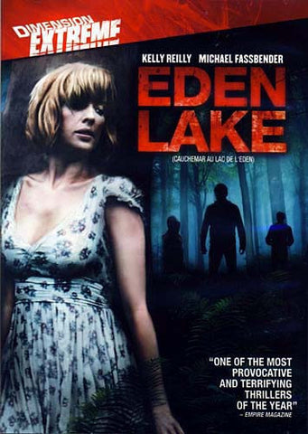 Eden Lake (Bilingual) DVD Movie