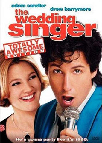 The Wedding Singer - Totally Awesome Edition (Bilingual) DVD Movie