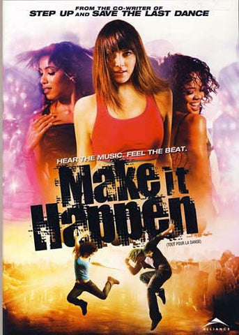 Make It Happen / Tout Pour La Dance DVD Movie