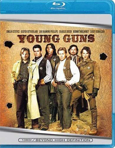 Young Guns (Blu-ray) BLU-RAY Movie
