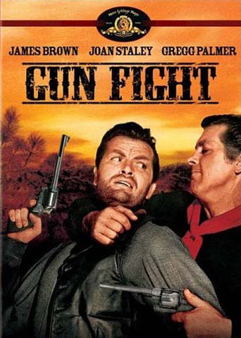 Gun Fight DVD Movie