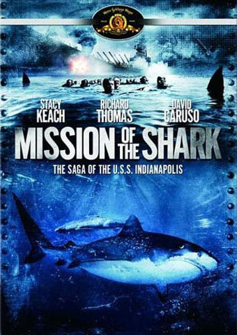 Mission of the Shark - The Saga of the U.S.S. Indianapolis DVD Movie