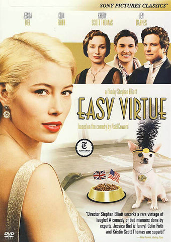 Easy Virtue (Sony Picture Classic) DVD Movie