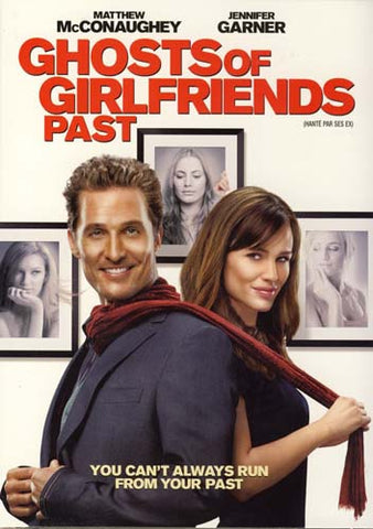 Ghosts of Girlfriends Past(bilingual) DVD Movie
