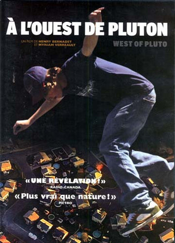 A l'ouest de Pluton (West Of Pluto) DVD Movie