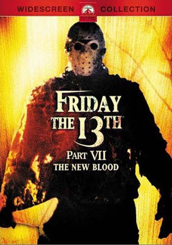 Friday the 13th - Part VII (7) - The New Blood DVD Movie
