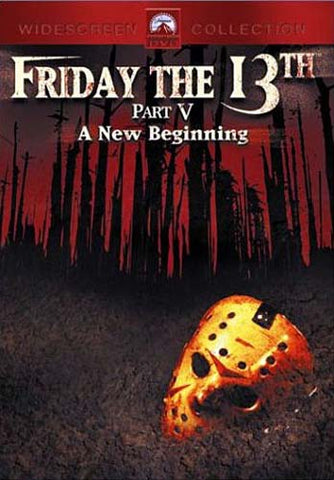 Friday the 13th - Part V - A New Beginning DVD Movie