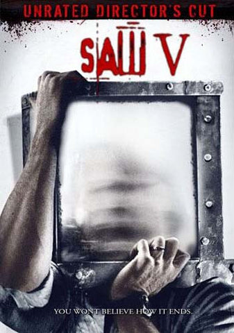 Saw V (Director's Cut) DVD Movie