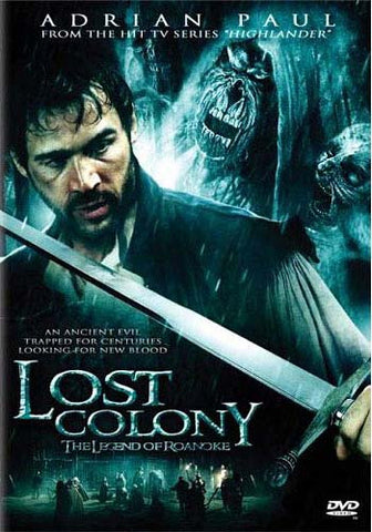 Lost Colony DVD Movie