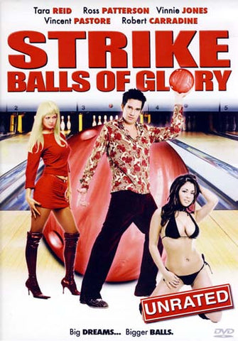 Strike - Balls Of Glory (Unrated) DVD Movie