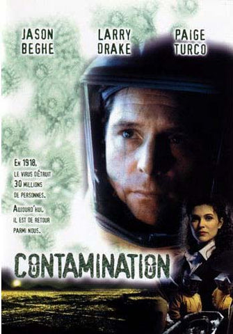 Contamination (French Only) DVD Movie