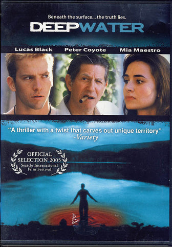 Deepwater (Lucas Black) DVD Movie