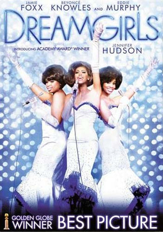 Dreamgirls (Widescreen) DVD Movie