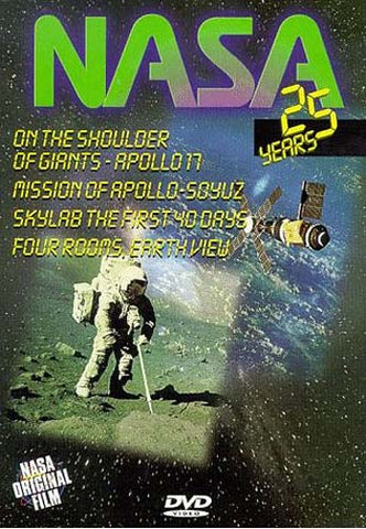 NASA - 25 Years - Vol. 3 DVD Movie