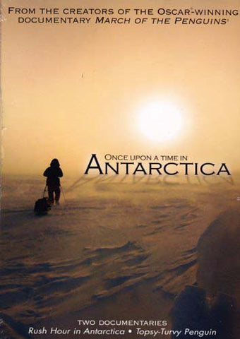 Once Upon A Time In Antarctica - Rush Hour In Antarctica/Topsy-Turvy Penguin DVD Movie