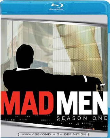 Mad Men - Season One (Blu-ray) BLU-RAY Movie