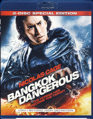 Bangkok Dangerous (2-Disc Special Edition) (Blu-ray) BLU-RAY Movie