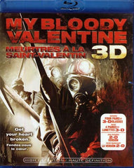 My Bloody Valentine (Included 3D Glasses and 2-D Version With Digital Copy) (Bilingual) (Blu-ray)