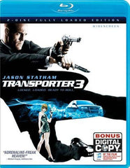 Transporter 3 (2 Disc Fully Loaded Edition With Digital Copy) (Blu-ray)