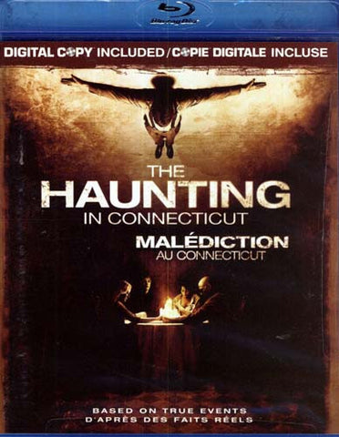 The Haunting in Connecticut (+ Digital Copy) (bilingual)(Blu-ray) BLU-RAY Movie
