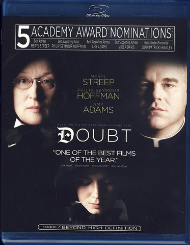 Doubt (Blu-ray) BLU-RAY Movie