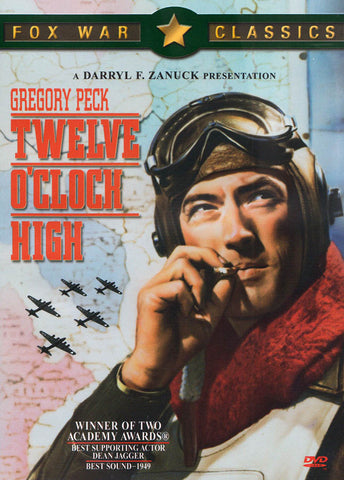 Twelve O'Clock High DVD Movie