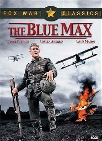 The Blue Max DVD Movie