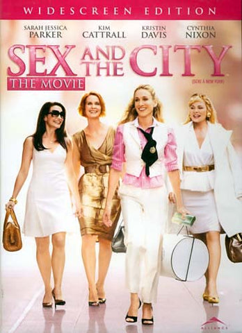 Sex and the City - The Movie (Widescreen Edition) (Bilingual) DVD Movie