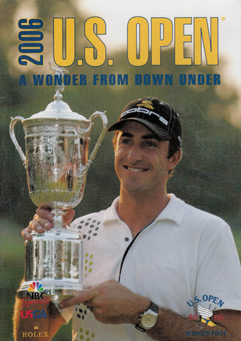 2006 U.S. Open - A Wonder From Down Under DVD Movie