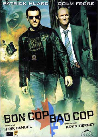 Bon Cop Bad Cop (Bilingual) (Slipcover) DVD Movie