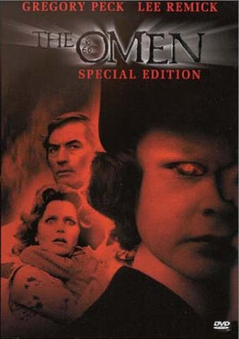 The Omen (Special Edition) DVD Movie