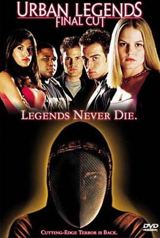 Urban Legends - Final Cut DVD Movie