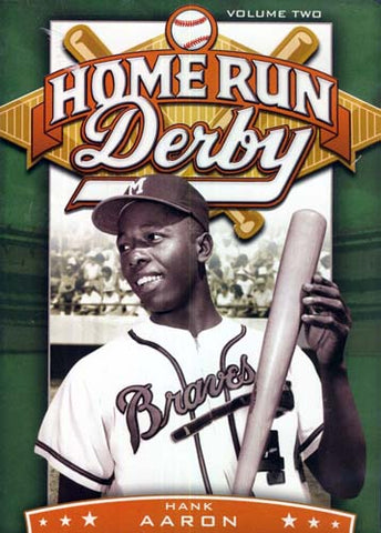 Home Run Derby - Volume Two (2) (Hank Aaron) DVD Movie