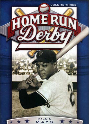 Home Run Derby - Volume Three (3) (Willie Mays) DVD Movie