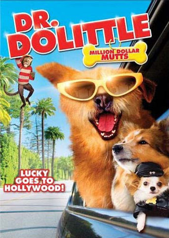 Dr. Dolittle - Million Dollar Mutts (Bilingual) DVD Movie
