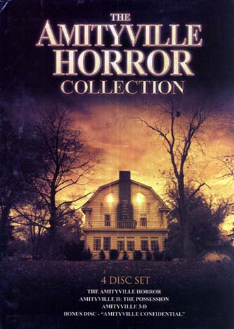 The Amityville Horror Collection (Boxset) DVD Movie
