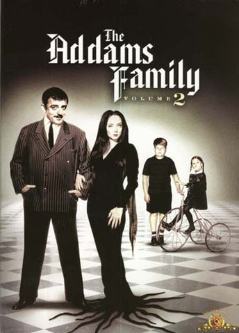 The Addams Family - Volume Two DVD Movie