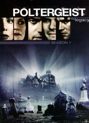 Poltergeist - The Legacy - Season 1 (Boxset) DVD Movie