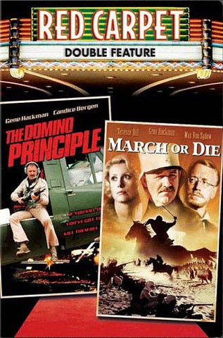 The Domino Principle / March Or Die (Double Feature) DVD Movie