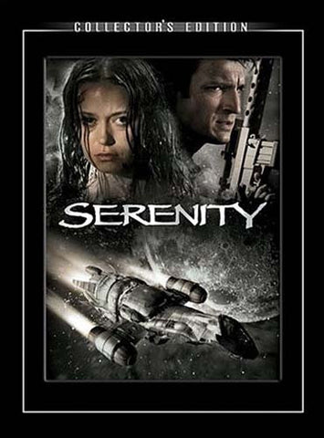 Serenity (Two Disc Collector's Edition) DVD Movie