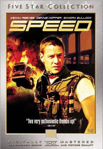 Speed (Five Star Collection) DVD Movie